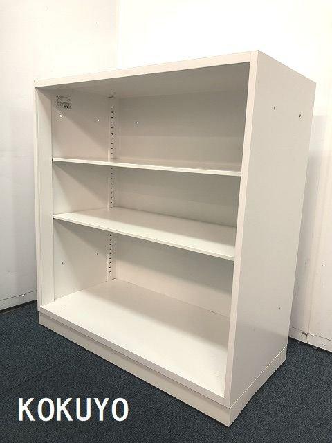 【見やすく出し入れ簡単オープン書庫の人気ホワイトカラーが入荷しました!!】
