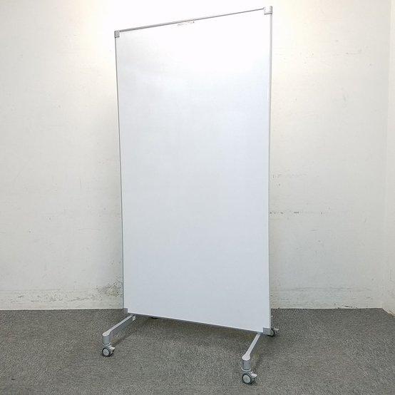 【2台限定】珍しいホワイトボード兼パーテーション入荷!中古 ホワイトボードパーテーション 衝立 オフィス
