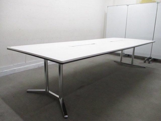 【なんと新品定価59万!!】高級感のある緒大型テーブル!搬入/設置/施工承ります!