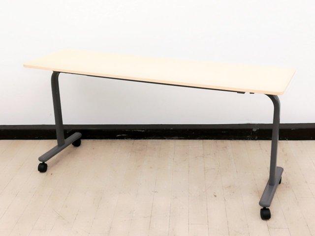 ホントに中古?2019年製!究極の新しいテーブル入荷◆内田洋行製A-Stackシリーズ