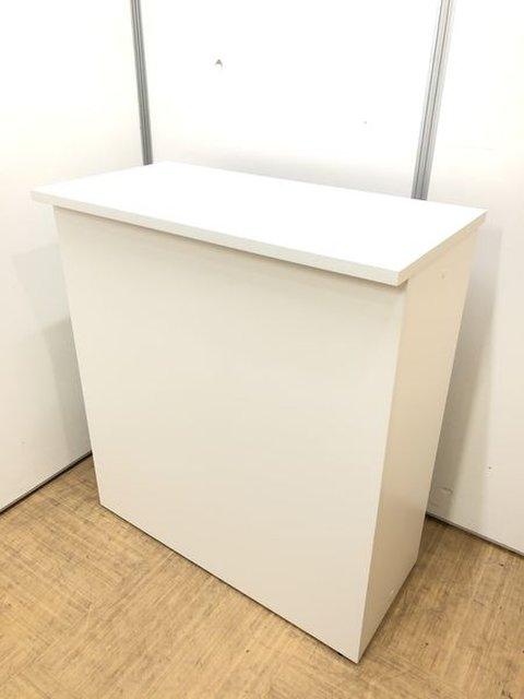 【簡易オフィスに最適】来客時の受付用におすすめのハイカウンター