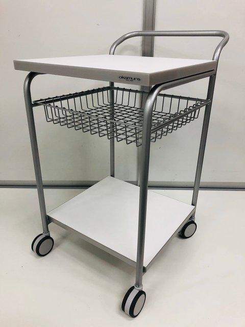 【オフィスに1台いかがですか?】荷物の仮置きや移動に便利なマルチワゴンです!