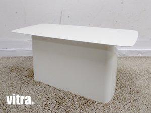 vitra Metal Side Table/メタルラージサイドテーブル ラージ ホワイト ロナン&エルワン・ブルレック