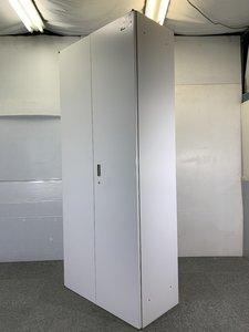 ◆12台ロット入荷◆ ~イトーキ製シンラインシリーズ両開き書庫/HTM-219HSS-W9~