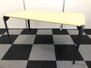 横幅1500㎜/ミーティングテーブル/4本脚