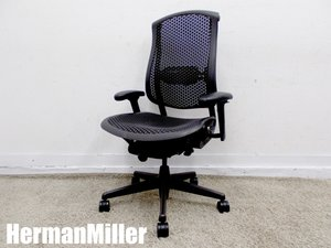 HermanMiller/ハーマンミラー セラチェア 肘付ハイバックチェア