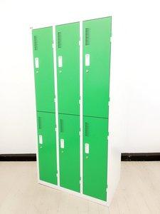【海外メーカー製安い!】癒しグリーン&ホワイト配色◆鍵作製不可となります