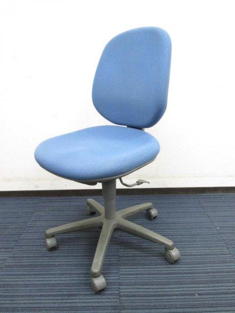 【3脚入荷!】 事務椅子 オフィスチェア ハイバック あらゆるオフィスにフィットする定番チェア!