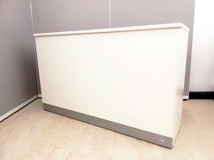 【オフィス受付にぴったり!】希少品ハイカウンター!内側棚板無しタイプ◆オカムラ製