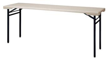 【ブロー成型テーブル】棚なし