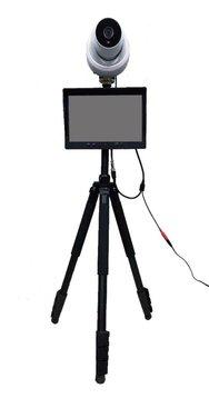 【新型コロナウィルス対策商品】体表面温度モニタリングシステム(NS-P7220TP)サーマルカメラ