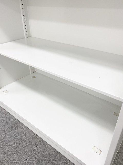【オープン書庫2台入荷!】書類等の整理整頓に! 「コクヨ/エディア/書庫セット」                         エディア                                      中古