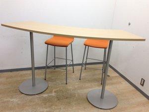 【ハイテーブル・カウンターチェアセット】おしゃれなテーブルセット