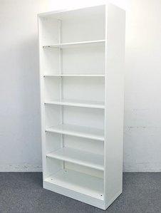 【よく使うカタログや資料の収納に!】■オカムラ製 オープン書庫 ネオホワイト