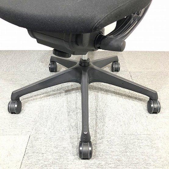 【12脚入荷!】 オフィスチェア 事務椅子 おしゃれ且つ人気の座り心地!                         ヴィスコンテ                                      中古