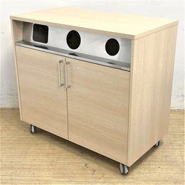 【レア商品】オフィスの必需品/オカムラ製/アルトカフェ/ナチュラル色