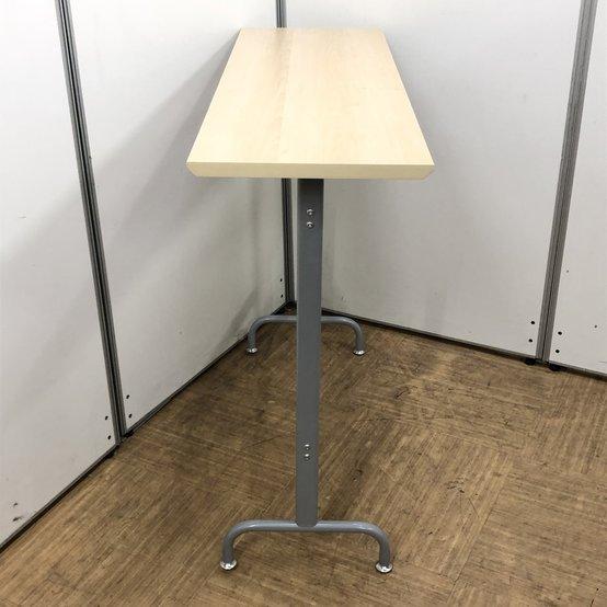 【カウンターテーブルが入荷いたしました!】休憩スペースをおしゃれに!【木目の天板が温かみを感じます!】                         その他シリーズ                                     中古