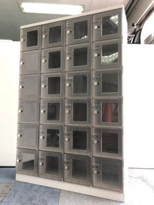 【限定1台のみ!】24人用のシューズボックスです!