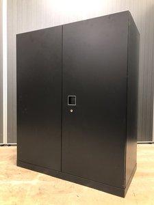 【大人気ブラック色2台入荷】◆オカムラ製 レクトラインシリーズ ワードローブ