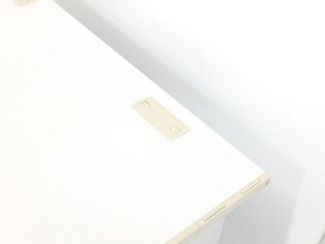 【横幅100㎝】コンパクトな片袖机を入荷致しました!安心のオカムラ製★                         SD-V                                     中古