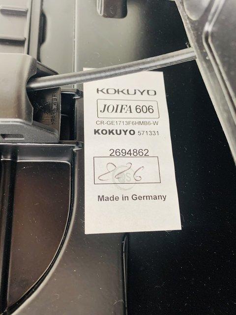 【人気の背面メッシュ】コクヨ製/プレリュードチェア。現在ほぼ流通していない商品です!                         プレリュード                                      中古