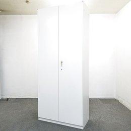 【20%オフ】【8台入荷】定番のキャビネット入荷!中古 オフィス キャビネット イトーキ 棚 書庫 ホワイト