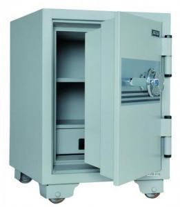 耐火金庫100キロタイプ(ダイヤル+シリンダー)