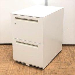 【大容量】【A4ファイル収納可能!】ウチダ製STワゴン 10台入荷!