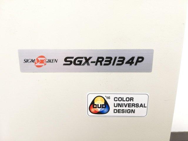 【2018年製品】脅威の高機能圧縮クロスカット◆SGX-R3134Pシグマ技研製                         SGX-Rシリーズ                                      中古