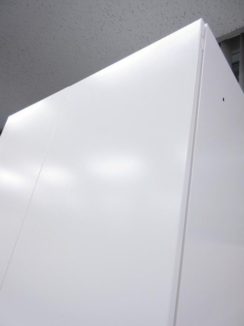 コクヨ製のエディアシリーズ ホワイトカラーの定番書庫セットが入荷致しました!両開き+3段ラテラルの一番人気の組み合わせになります!                         エディア                                      中古