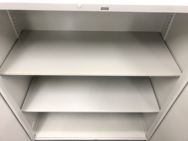 単体書庫 両開き プラス リンクスシリーズ 在庫入替品                         LINX                                     中古