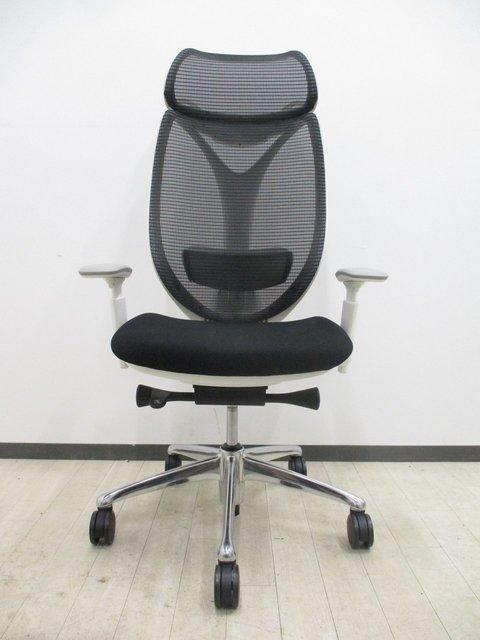 【状態良好!】ハンモックのような座り心地!ヘッドレストも付いているので肩こり防止にもなります!ランバーサポート コートハンガー付きのフルオプション!                         サブリナ                                      中古