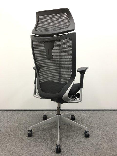 バロン ハイバック仕様+可動肘 可動式ヘッドレストは新品でご用意してます                         バロン                                      中古