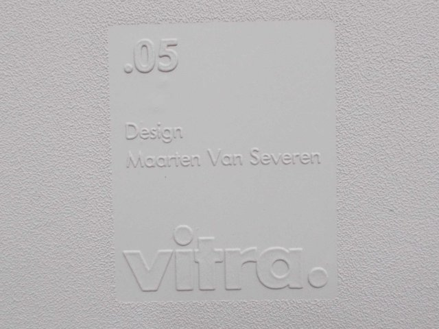 vitra/ヴィトラ 05 / ゼロファイブ マールテン・ヴァン・セーヴェレン グレー hhstyle                         その他シリーズ                                     中古