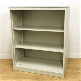 【通常サイズより一回り小さめ】W800D400のオープン書庫 収納物の確認がしやすく使いやすい オカムラ 42
