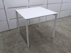 cassina ixc/ カッシーナイクシー リトモ カフェテーブル ダイニングテーブル ホワイト