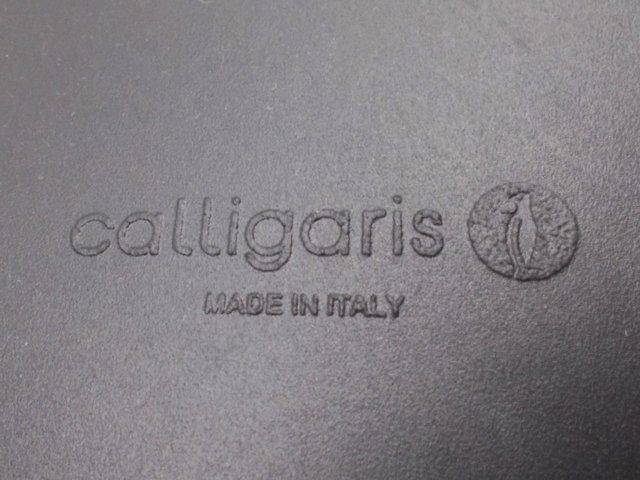 Calligaris / カリガリス  スキン ダイニングチェア マットブラック イタリア                         その他シリーズ                                     中古