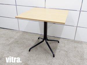 【2019年製】vitra Belleville Table / ベルヴィル テーブル ロナン&エルワン・ブルレック ライトオーク カフェテーブル