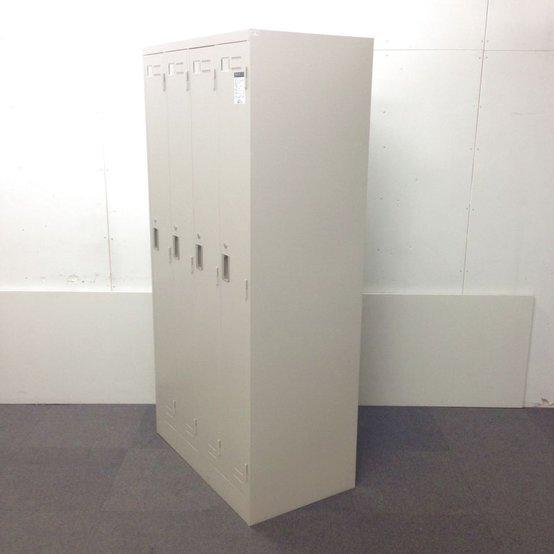 【2台入荷!】コクヨ製LKロッカー 使い勝手を考えたシンプルデザイン!                         LK                                      中古