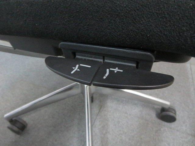 【空気の力で圧力調整!】エアランバーサポート装備のチェア1脚、限定入荷!!                         エアフォート                                      中古