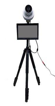 【新型コロナウィルス対策商品】体表面温度モニタリングシステム(NS-P7220TP)サーマルカメラ 陰圧 飛沫 予防