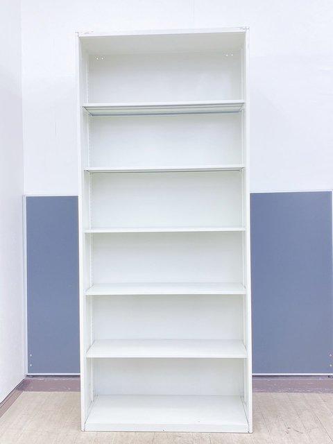 【大容量オープンキャビネット!】書類の整理の味方です!♦プラス製                         その他シリーズ                                     中古