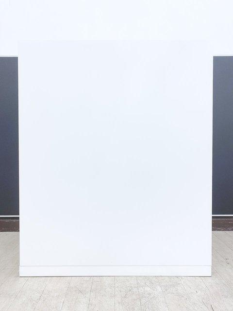 【人気のダイヤルロッカー入荷!】■オカムラ製 4人用パーソナルロッカー ホワイト                         レクトライン                                      中古