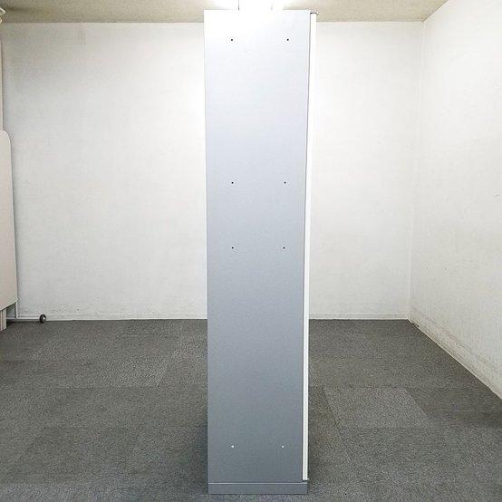 【1台入荷】スリムタイプのホワイト書庫が入荷いたしました☆ 中古家具 リサイクル ホワイト                         その他シリーズ                                     中古