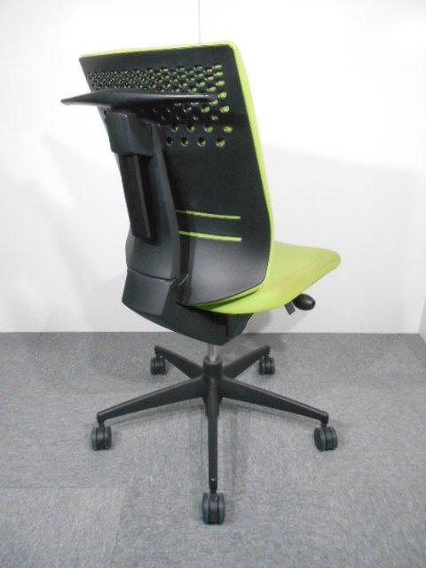 【在庫入替特価】明るいグリーンでオフィスを明るくします!                         ウィザード                                      中古