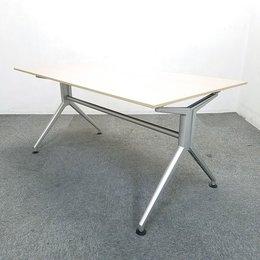 【1台限定】イトーキ製の人気シリーズ「DD」シリーズのテーブル入荷!中古 テーブル 会議 ミーティング ZOOM オフィス