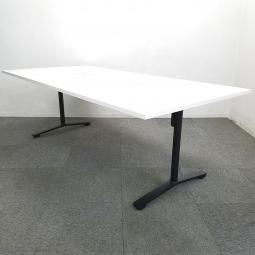 【3台入荷】十人十色の空間を彩る人気のテーブル入荷!中古 テーブル オフィス 会議 ミーティング 打ち合わせ コクヨ ビエナ 【在庫入替】