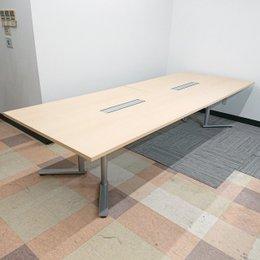 【ミーティングテーブル】【大型】【商談スペースに】【3200幅】【1台限定】