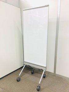 【幅600x高さ1600】オカムラの自立式ホワイトボード入荷!【1台限定】