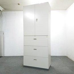 【5台入荷】コクヨ製の上下書庫入荷!中古 コクヨ キャビネット オフィス